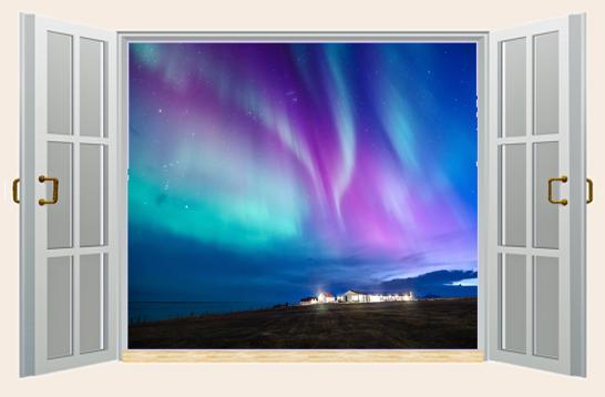 【第13回】冬の絶景 アイスランドのオーロラ.png